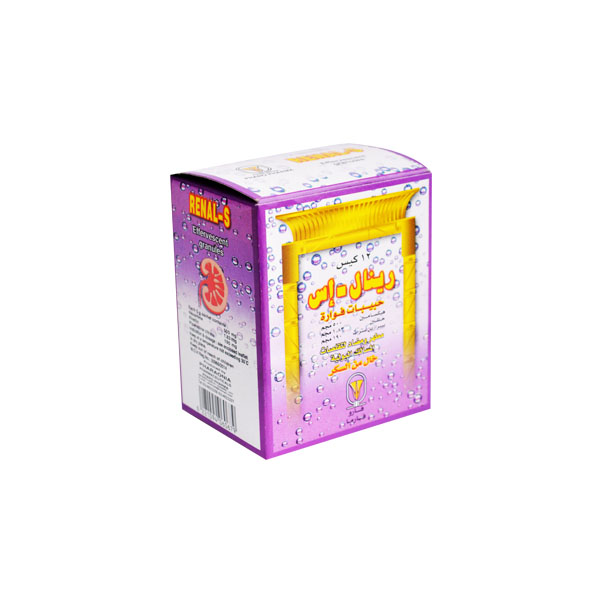 RENAL-S SACHET – Pharaoina Pharmaceuticals