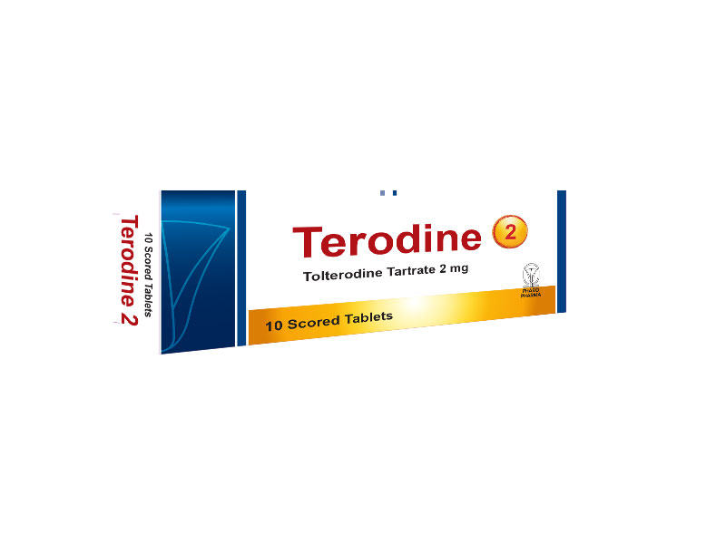 Terodine Tablets Pharaoina Pharmaceuticals